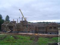 деревянный дом имеет много преимуществ