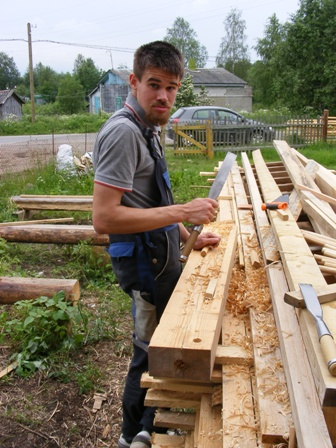 школа плотников